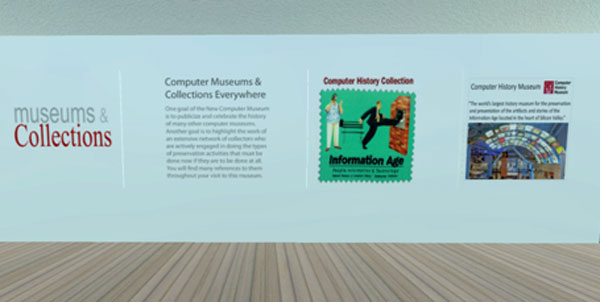 Museums & Collections Introduction, New Computer Museum v. 1.5