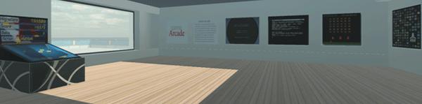 Game Arcade, New Computer Museum, v. 1.5