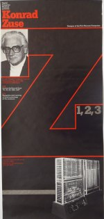 Konrad Zuse Z1, Z2, Z3, 1936-1947 March 4, 1981